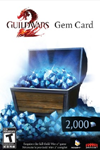 Guild Wars 2 CDKey : Guild Wars 2 2000 Gem Card
