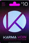 KarmaKoinCard CDKey : KarmaKoinCard 10$