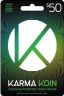KarmaKoinCard CDKey : Karma Koin Card 50$