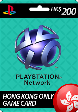 Playstation Network CDKey : Sony Playstation Network HK$200 Card - Hong Kong