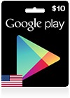 Clash of Clans CDKey : USD 10 Google Play Gift Card (US)