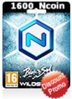 Blade and Soul CDKey : Ncsoft 1600 NCoins