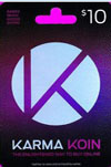 ArcheAge CDKey : Karma Koin Card 10$