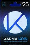 ArcheAge CDKey : Karma Koin Card 25$