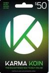 ArcheAge CDKey : Karma Koin Card 50$