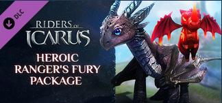 Riders of Icarus CDKey : Riders of Icarus: Heroic Ranger's Fury Package