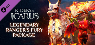 Riders of Icarus CDKey : Riders of Icarus: Legendary Ranger's Fury Package