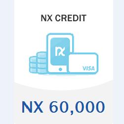 Vindictus CDKey : NXX Credit NXX 60,000 Of Account