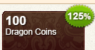 Metin2 CDKey : 100 Dragon Coins All Servers