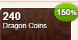 Metin2 CDKey : 240 Dragon Coins All Servers