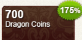 Metin2 CDKey : 700 Dragon Coins All Servers