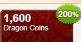 Metin2 CDKey : 1600 Dragon Coins All Servers