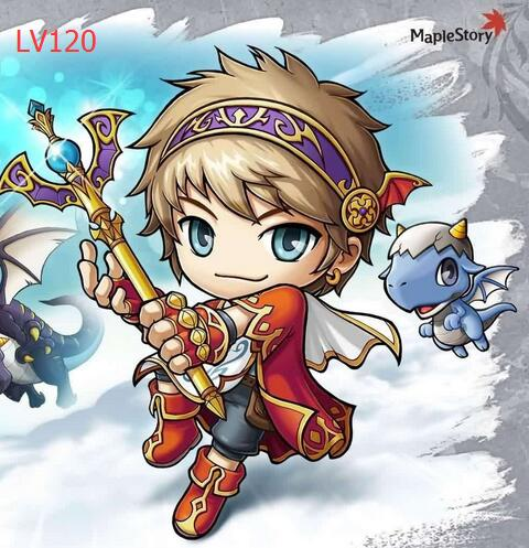 Maple Story CDKey : Account-LV120