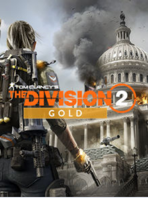 The Division 2 CDKey : Tom Clancy's The Division 2 - PC Gold Edition