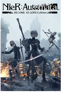 Microsoft Store PC Games CDKey : NieR:Automata BECOME AS GODS Edition