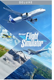 Microsoft Store PC Games CDKey : Microsoft Flight Simulator: Deluxe