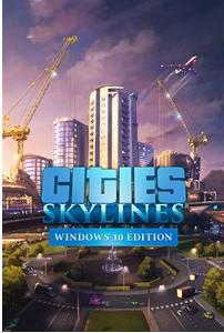 Microsoft Store PC Games CDKey : Cities: Skylines - Windows 10 Edition