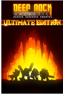 Microsoft Store PC Games CDKey : Deep Rock Galactic - Ultimate Edition