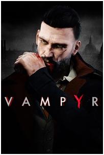 Microsoft Store PC Games CDKey : VAMPYR