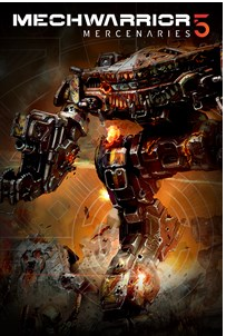 Microsoft Store PC Games CDKey : MechWarrior 5: Mercenaries