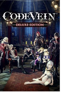 Microsoft Store PC Games CDKey : CODE VEIN Deluxe Edition