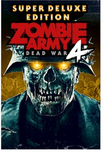 Microsoft Store PC Games CDKey : Zombie Army 4: Dead War Super Deluxe Edition