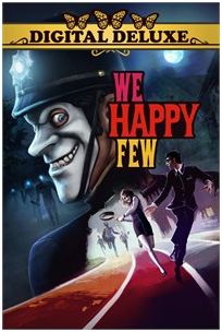Microsoft Store PC Games CDKey : We Happy Few Deluxe Edition