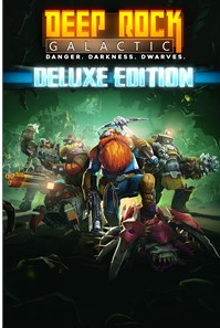 Microsoft Store PC Games CDKey : Deep Rock Galactic - Deluxe Edition