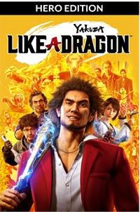 Microsoft Store PC Games CDKey : Yakuza: Like a Dragon Hero Edition