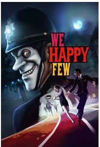 Microsoft Store PC Games CDKey : We Happy Few