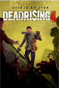 Microsoft Store PC Games CDKey : Dead Rising 4 Deluxe Edition